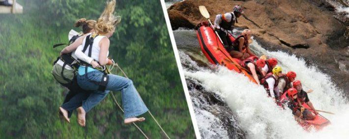 5 Days Nile Rafting Primate Tour Uganda River