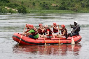 1 Day Whitewater Rafting River Nile Jinja