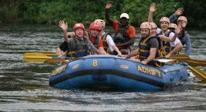 5 Days jinja Nile Rafting Safaris Whitewater Rafting Jinja
