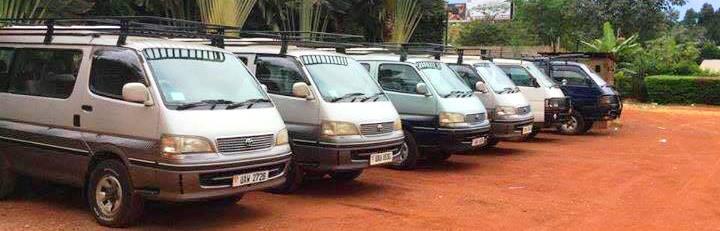 Car Hire Uganda Safari