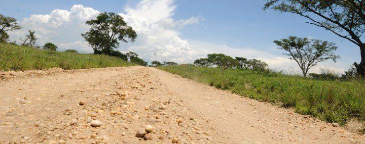 roads Uganda