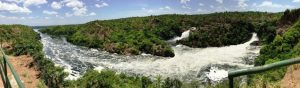 Murchison Fall and Uhuru Falls Uganda